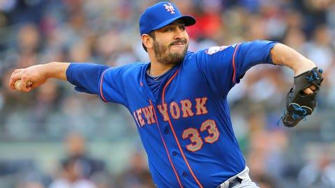 Starting Pitcher -- Matt Harvey, New York Mets