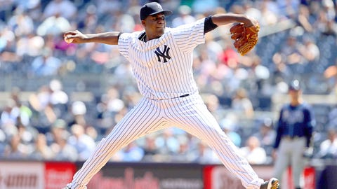 Pineda snuffs out Cards