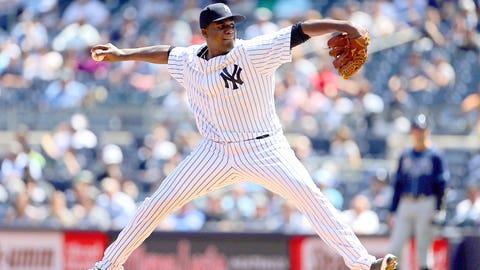 Starting Pitcher -- Michael Pineda, New York Yankees