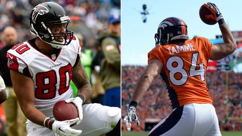Who will step up and lead the way at tight end?