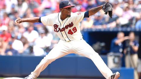 Julio Teheran, Atlanta Braves