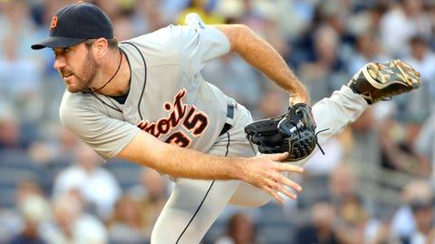 Justin Verlander, Detroit Tigers