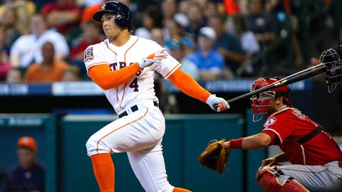 OF George Springer, Houston Astros