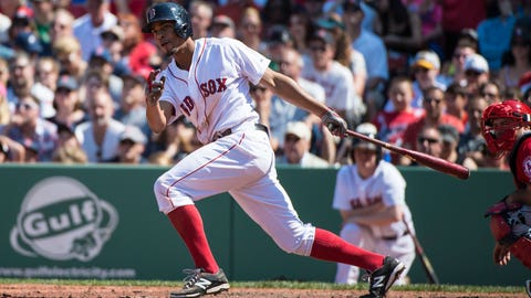 SS Xander Bogaerts, Boston Red Sox