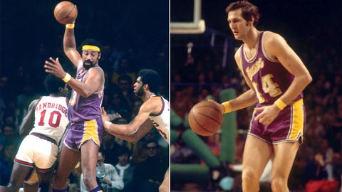 11. 1969 Los Angeles Lakers