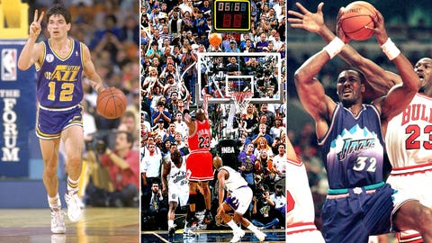 8. 1998 Utah Jazz