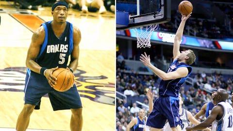 15. 2007 Dallas Mavericks