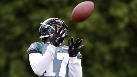 Nelson Agholor, Philadelphia Eagles