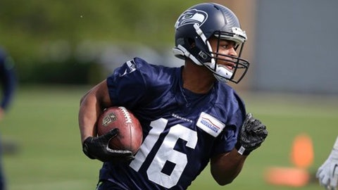 Tyler Lockett, Seattle Seahawks