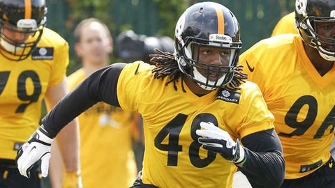 Pittsburgh: How soon can 2015 first-round pick Bud Dupree help improve the pass rush?