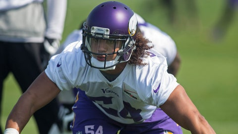Eric Kendricks, Minnesota Vikings