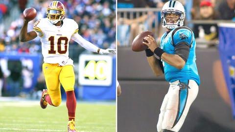 Week 11 -- Panthers over Redskins
