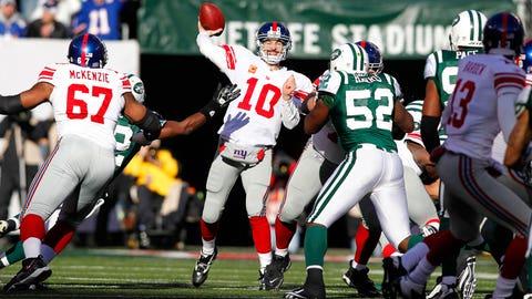 Week 13 -- Giants over Jets