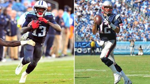Week 15 -- Patriots over Titans