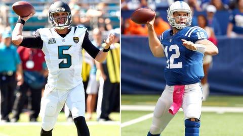 Week 4 -- Colts over Jaguars