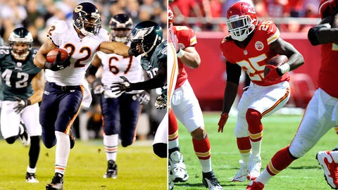 Week 5 -- Chiefs over Bears