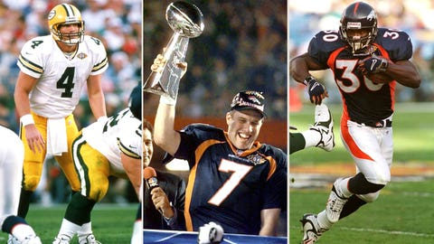 Super Bowl XXXII -- Broncos 31, Packers 24
