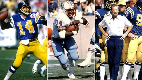 1979 AFC Playoffs -- Houston Oilers 17, San Diego Chargers 14