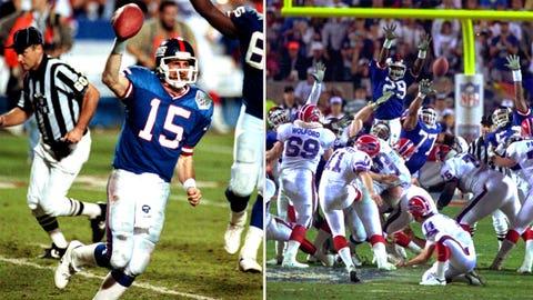 Super Bowl XXV -- New York Giants 20, Buffalo Bills 19