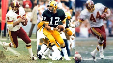 1983 -- Green Bay Packers 48, Washington Redskins 47