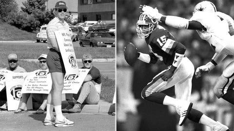 1987 -- Washington Redskins 13, Dallas Cowboys 7