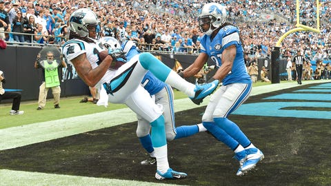 Carolina: Is wide receiver Kelvin Benjamin headed toward a sophomore slump?