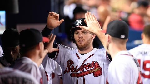 How long will Freddie Freeman's absence plague the lineup?