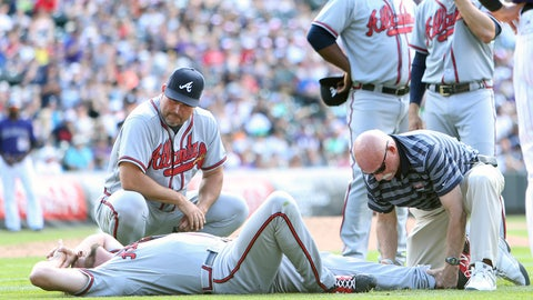 Can the Braves close the door in the ninth inning without Jason Grilli?