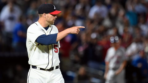 If the Braves are sellers, how will the roster be affected?