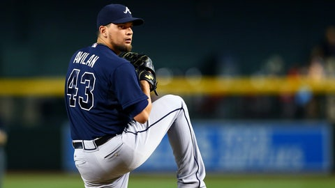 How many bullpen arms could Fredi Gonzalez go through by the end of the year?