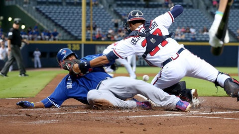 What is this team's future behind the plate?