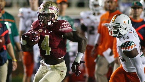 UP: Dalvin Cook's Heisman odds