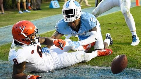 UP: North Carolina's defense