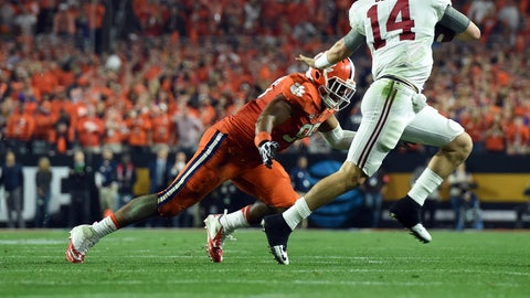 How will Clemson handle early NFL departures?