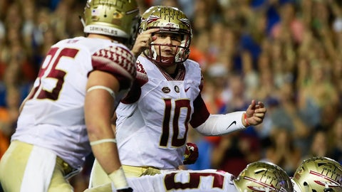 Is Sean Maguire the quarterback to lead Florida State back into the national conversation?