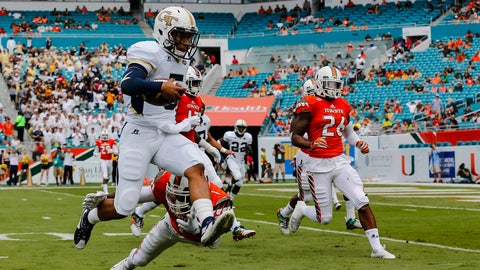 Is a bounce-back seasons in store for Georgia Tech?