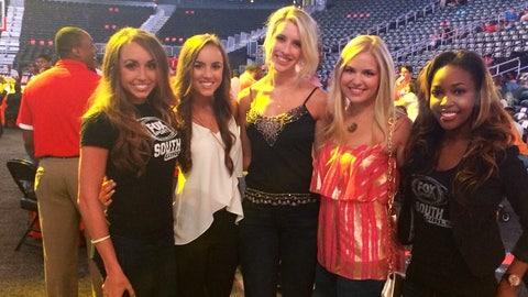 2014 Atlanta Hawks Draft Party