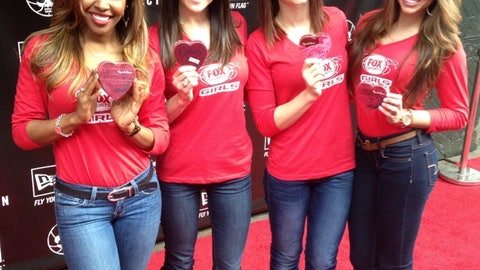 FOX Sports Girls at NBA All-Star Weekend