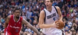 Clippers rally past Mavs after Paul leaves