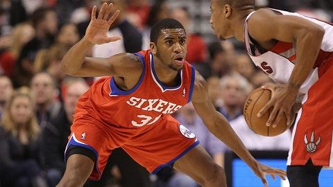 Hollis Thompson/Philadelphia 76ers