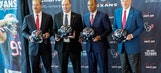 Texans owner: We might trade No. 1 NFL Draft pick