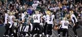 Saints edge Eagles in NFC wild-card game