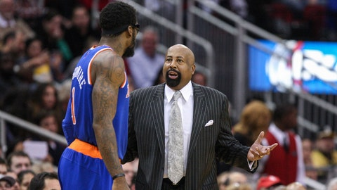 New York Knicks coach