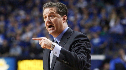 Kentucky basketball coach