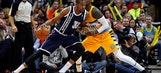 Durant scores 30, Thunder fall to Nuggets