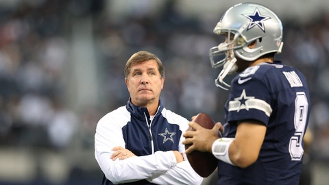 Stephen Jones on why the Cowboys didn't let Bill Callahan interview with other teams