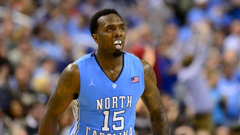 Charlotte Hornets: P.J. Hairston, SG, North Carolina