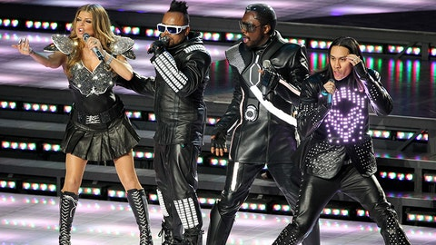 The Black Eyed Peas, Usher and Slash