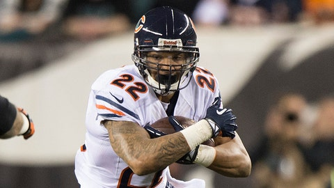 Matt Forte, RB, Chicago