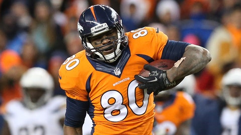 Julius Thomas, TE, Denver